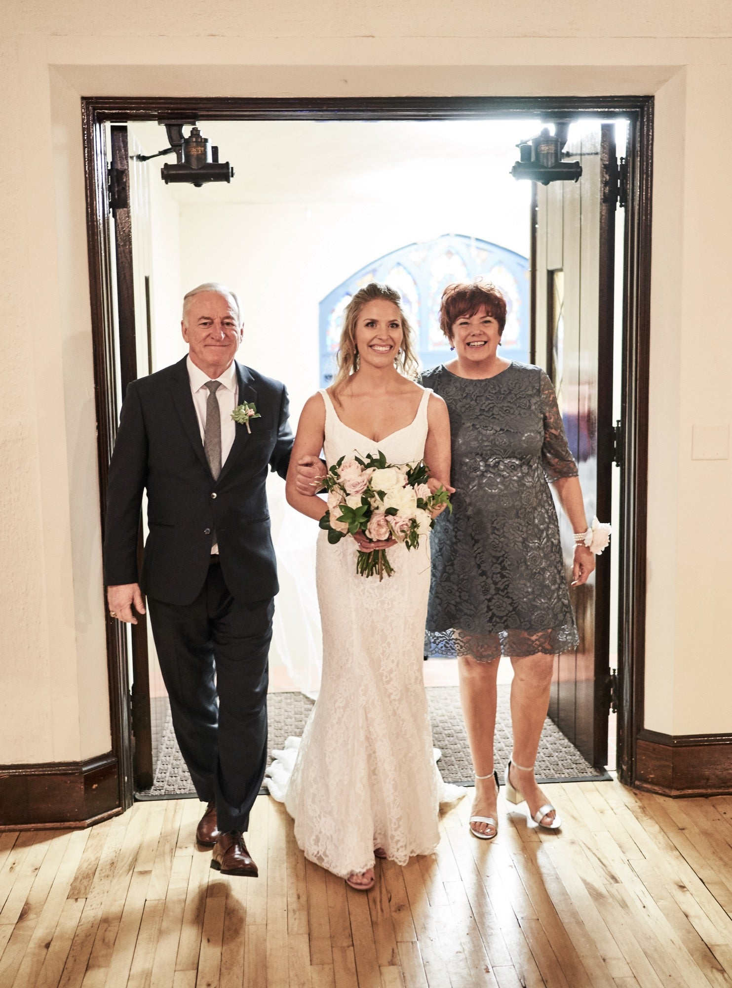 Evan miles wedding