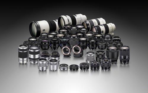 2016 Semi-Annual α Lens & Accessory Promotion