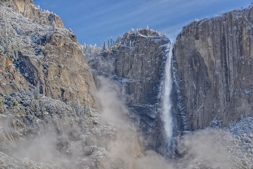 Guide du photographe de Yosemite
