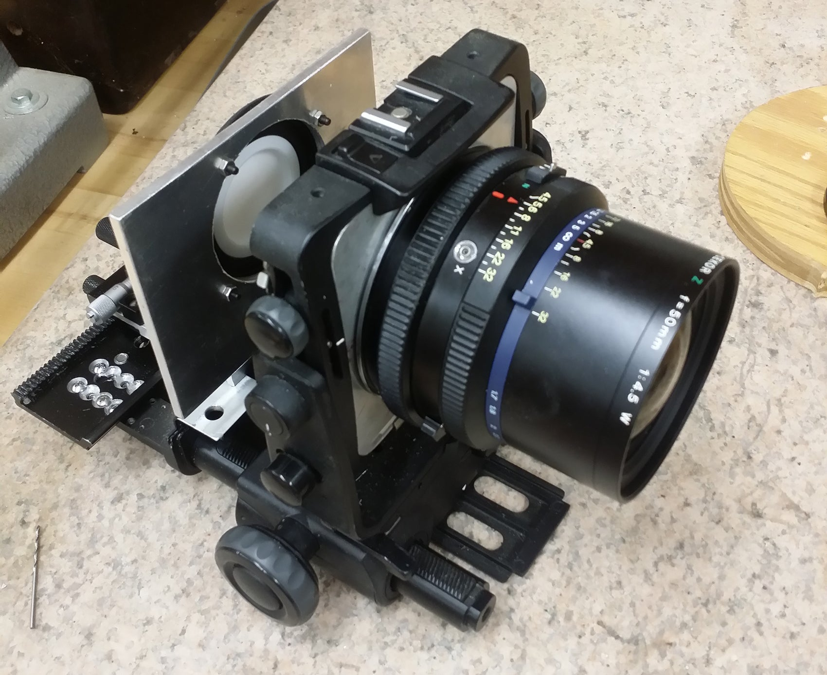 Make A Mirrorless Camera Into A Digital View Camera | Sony