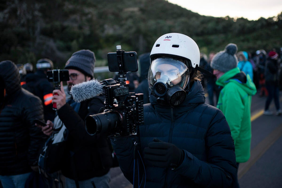 The Associated Press To Equip All Visual Journalists Globally With Sony Cameras Lenses