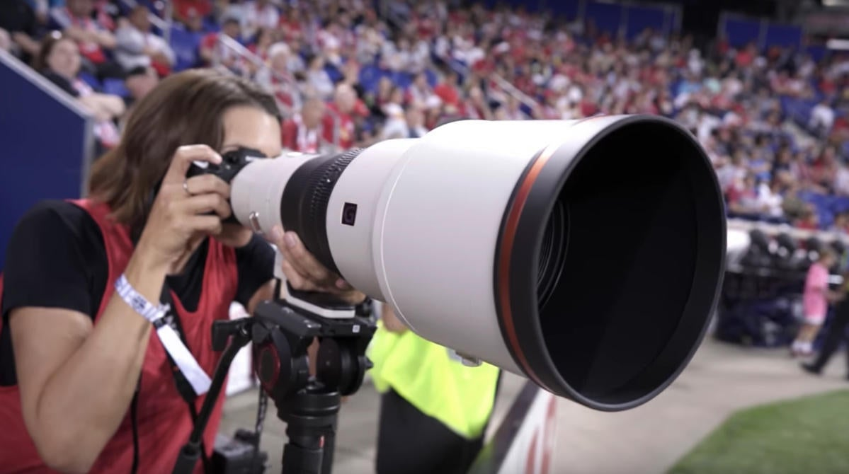Sony 600mm f/4 GM: First Reviews From Around The Web