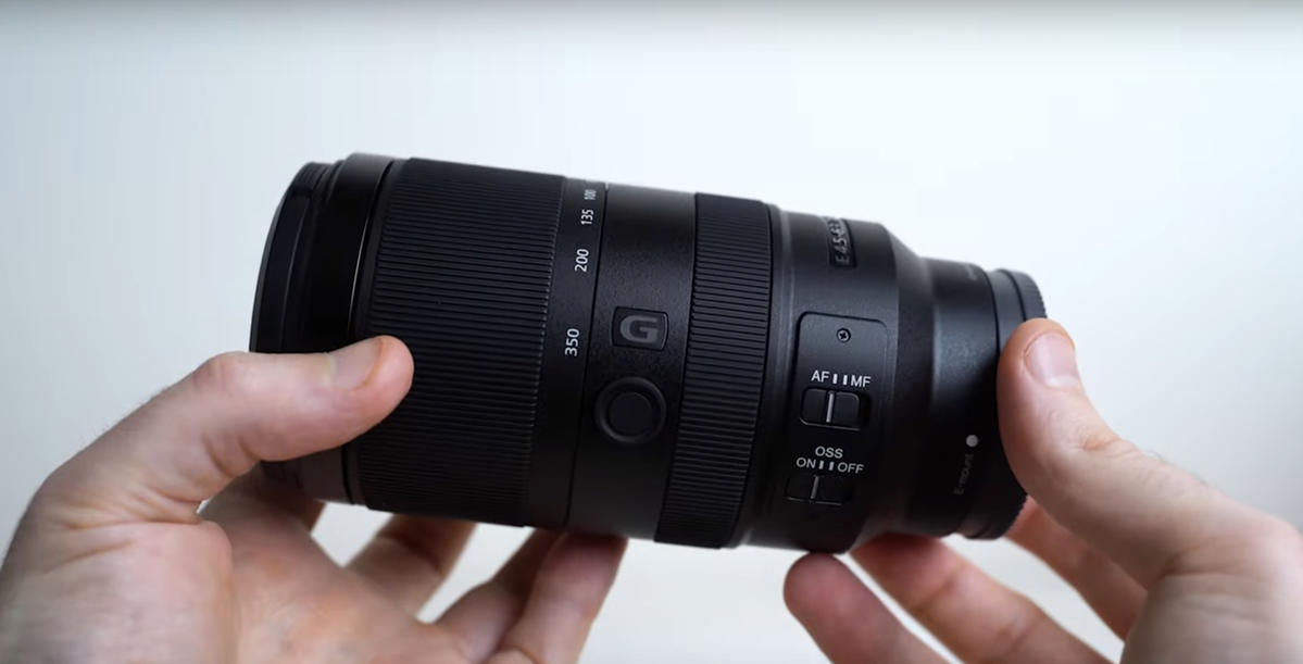 """""""Looking at performance as a whole, this lens really has it all."""" – Reviewer Stefan Malloch On The Sony E 70-350mm f/4.5-6.3 G"""
