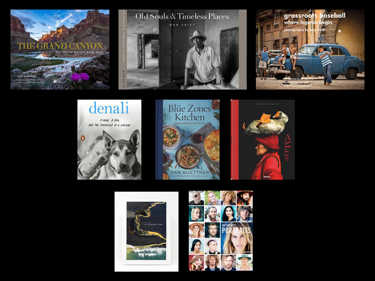 Alpha Book Club: 8 Books For The Photography Lover In Your Life