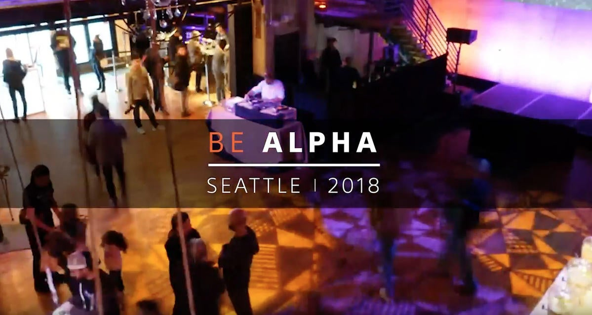Creators Come Together In Seattle For Sony #BeAlpha Event