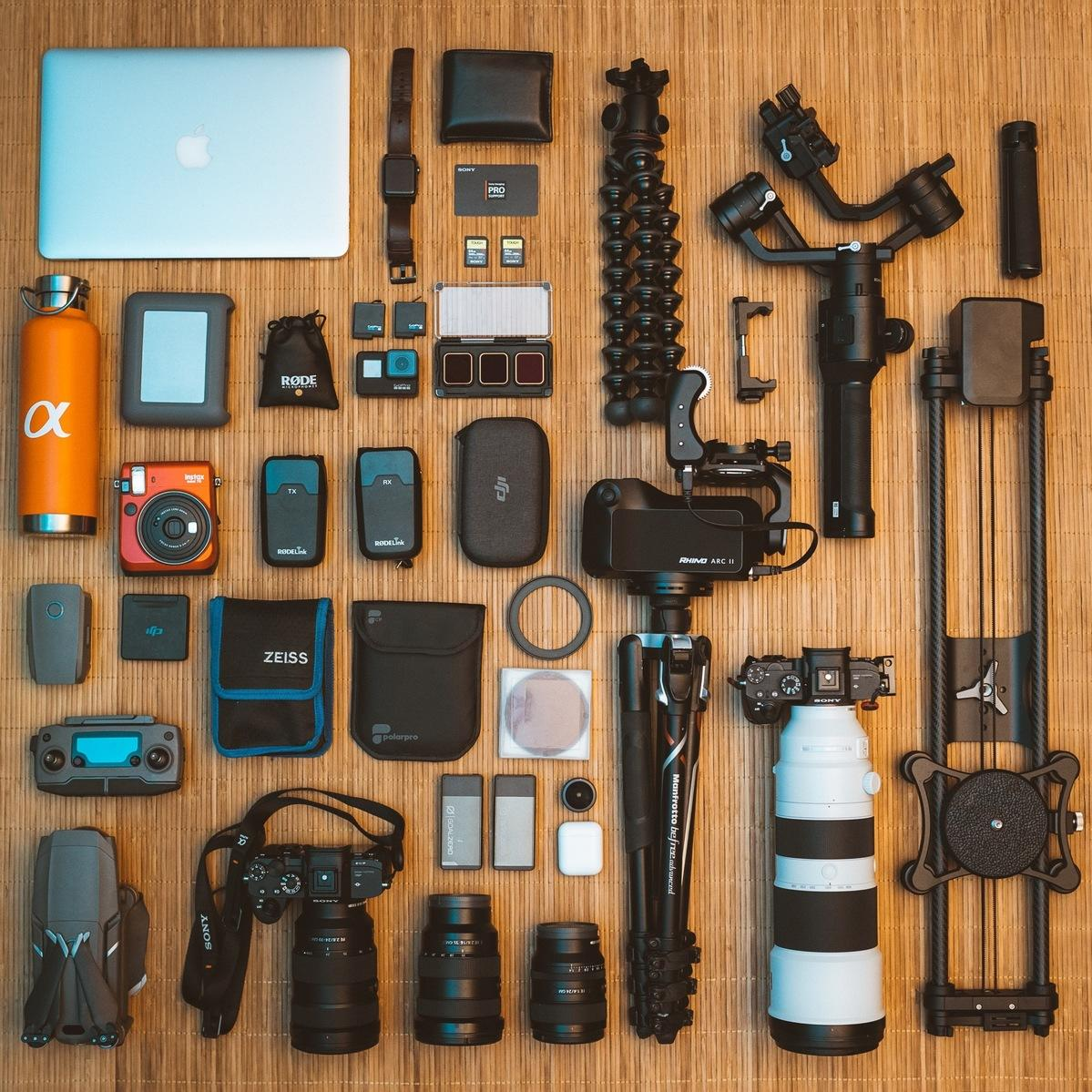 What's in My Bag: How Braedin Toth Packs For An Overseas Adventure