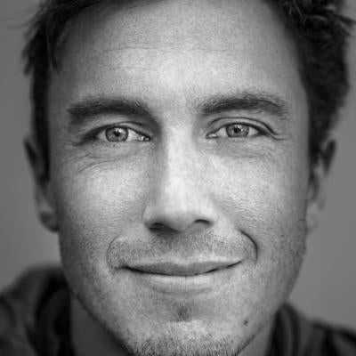 Alpha Universe Author Chris Burkard