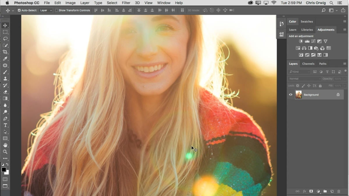 Advanced Portrait Retouching With Photoshop...How To Fix Problem Areas