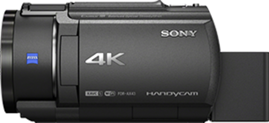AX43 4K Handycam
