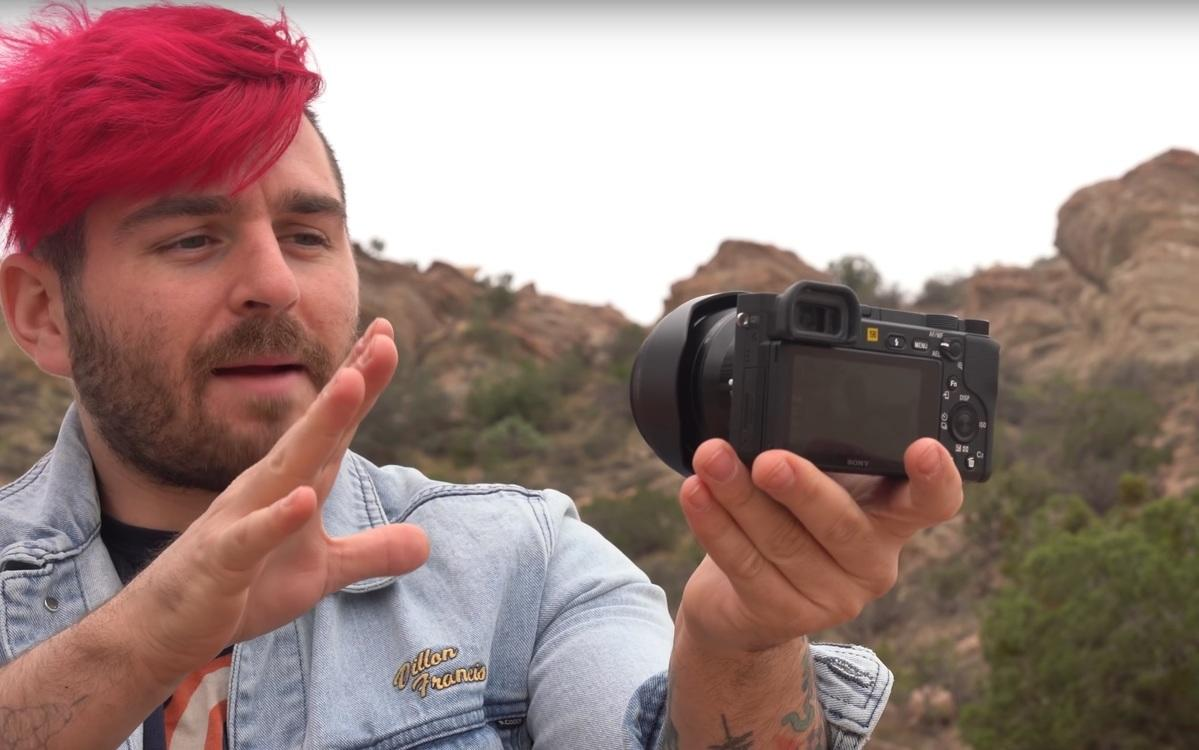 The Sony α6400 Surprises In The Field