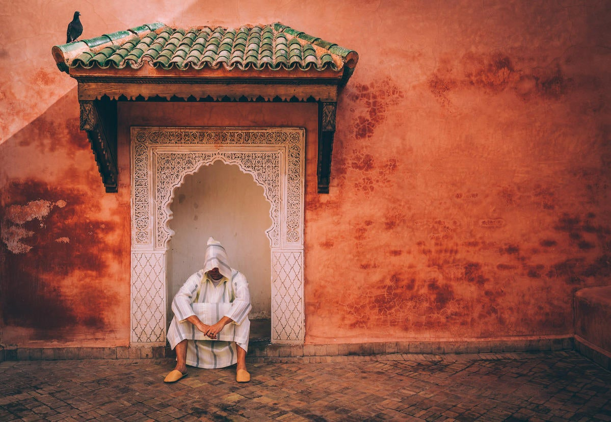 New Perspectives: How A Change In Plans Led To A Stunning Travel Portrait