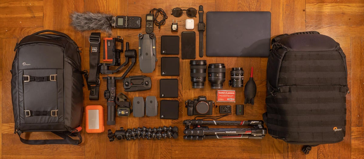 What's In My Bag: Hybrid Shooter Is All About Versatility