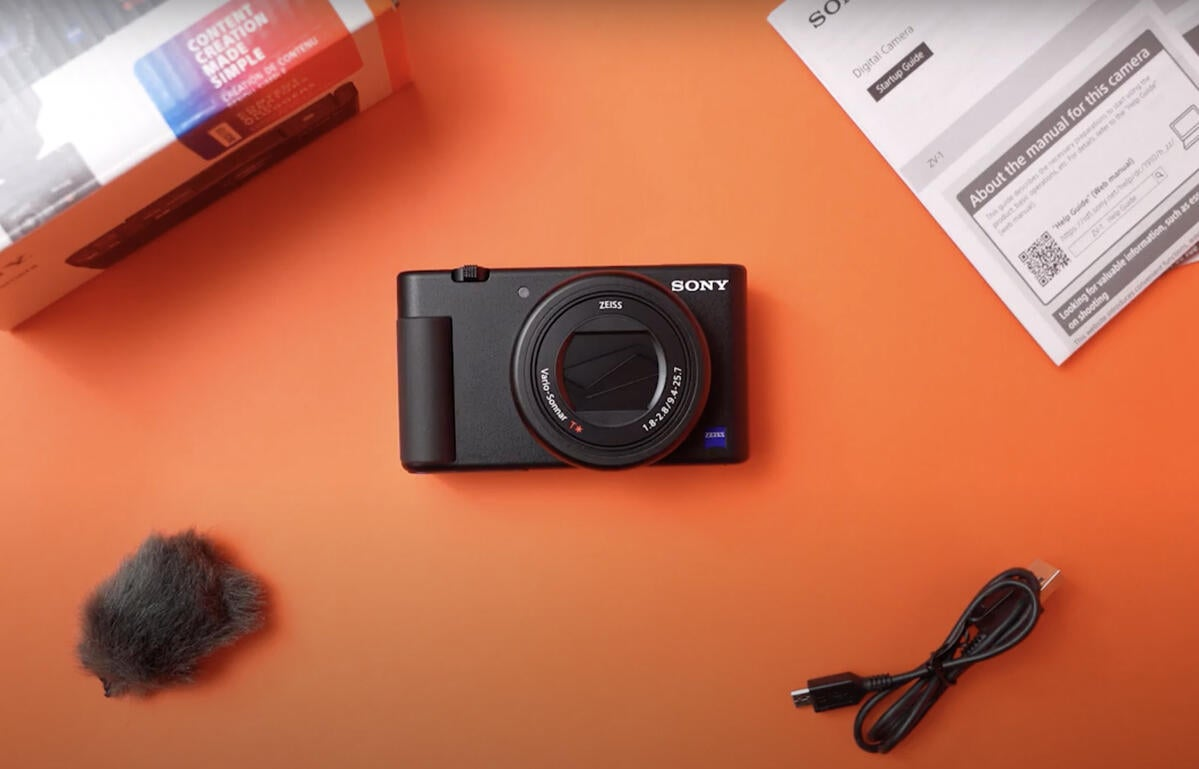 Weekly Roundup: The New Sony ZV-1, Alpha Sessions More