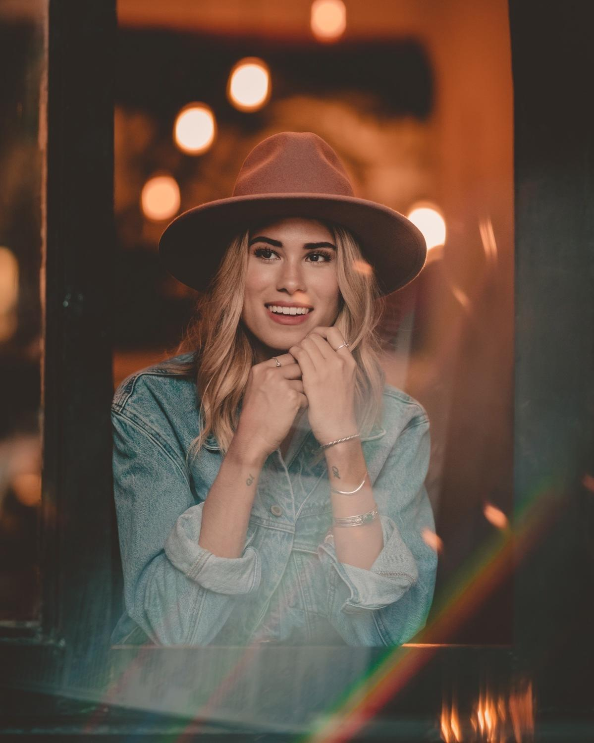Light, Lenses & Bokeh: How To Create Magic Portraits