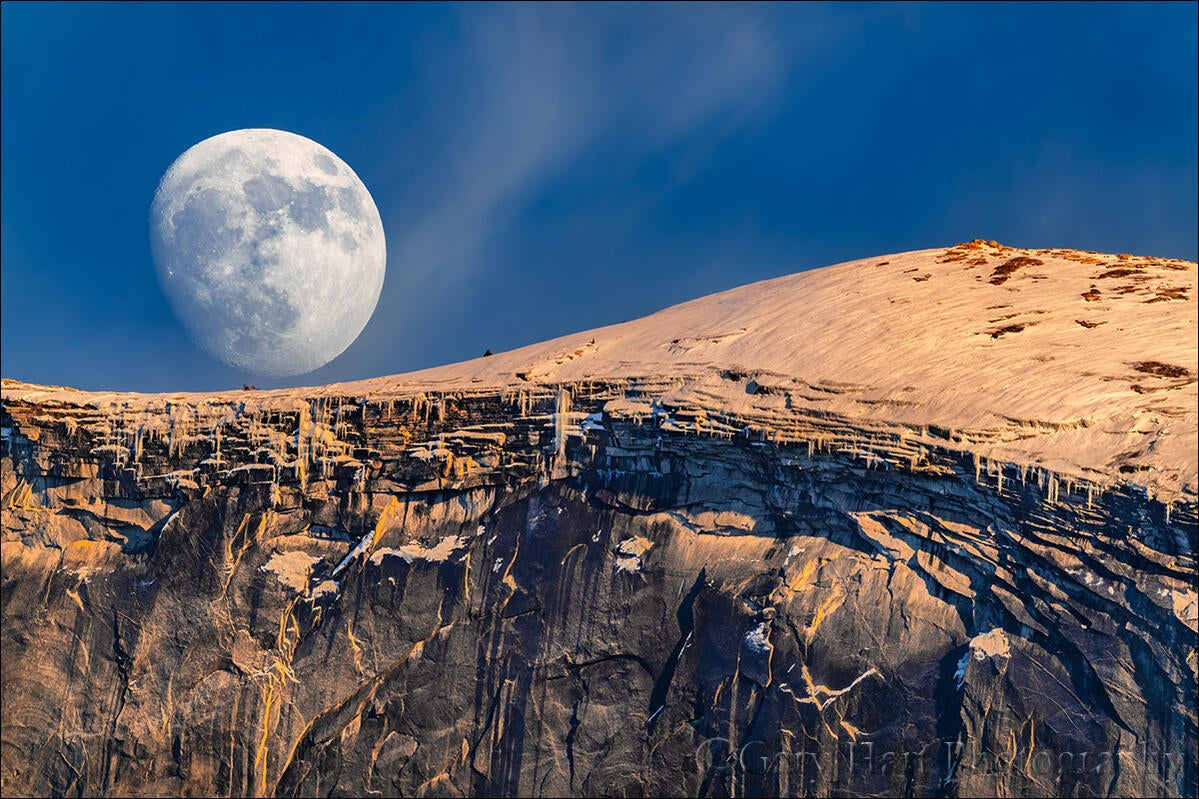 How To Take Big Moon Photos All In Camera