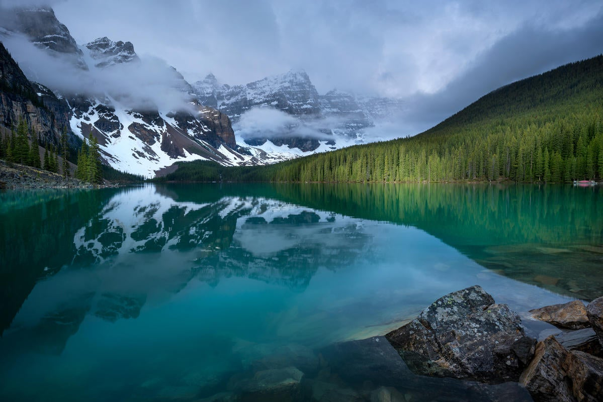 Top Photo Spots In The Canadian Rockies