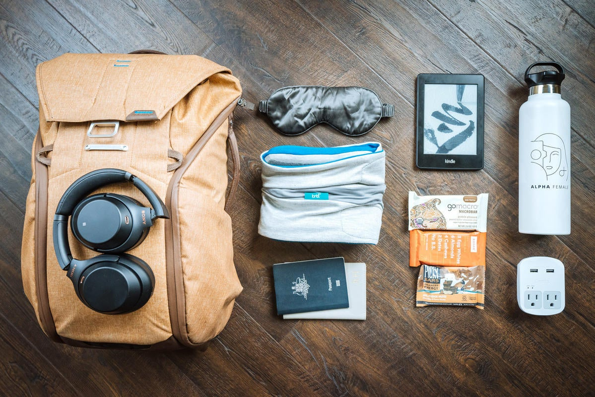 What's In My Bag: How A Global Adventurer Packs