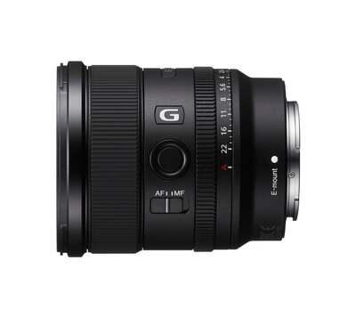 FE 20mm F1.8 G LensFE 20mm F1.8 G Lens
