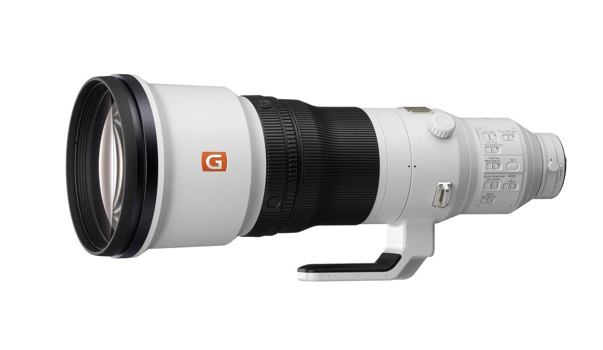 Sony Introduces New Super-Telephoto 600mm F4 G Master Prime Lens