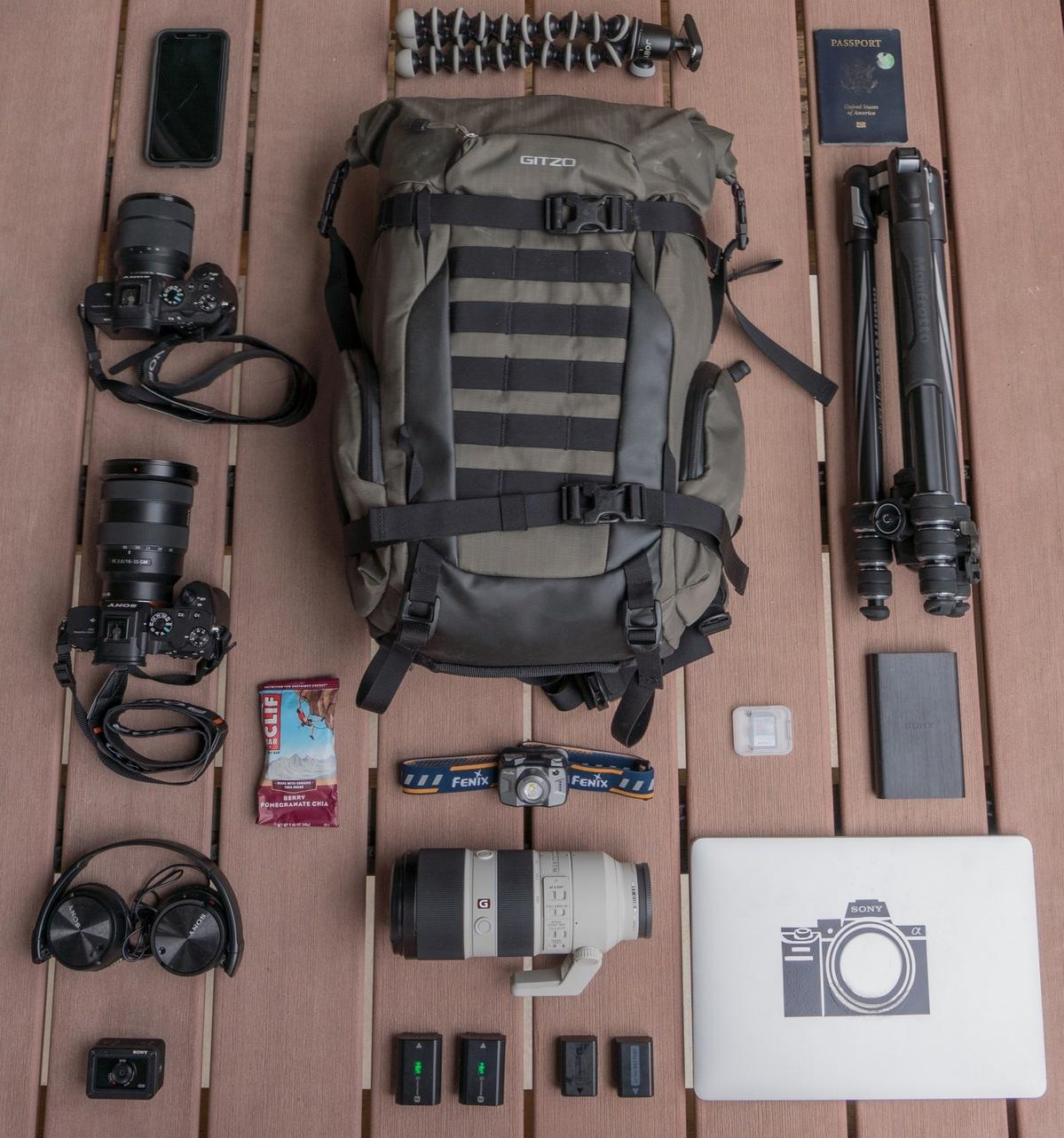What's In My Bag: Travel Kit For Sunrise To Astro