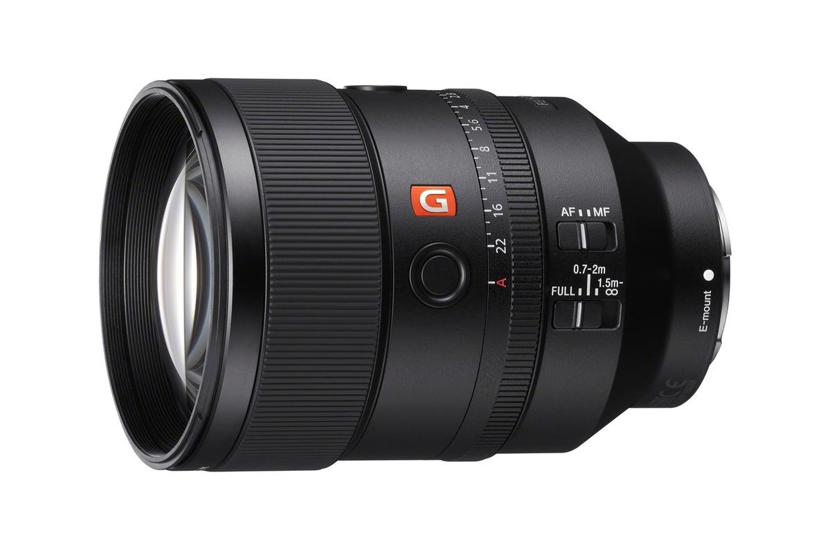 "Lens Rentals Tests Sony 135mm G Master ""This is the sharpest lens we've ever tested. Period."""