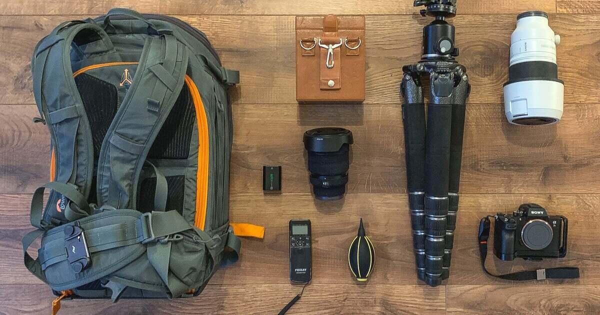 What's In My Bag: One Camera Two Lenses For A World Traveler
