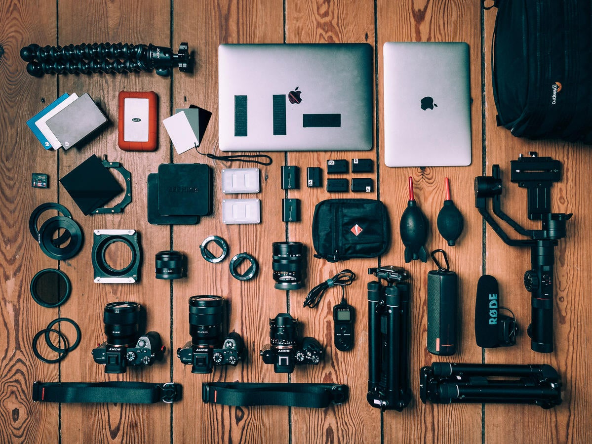 What's In My Bag: @brotherside's Kit For Dreamy Cityscapes & Landscapes