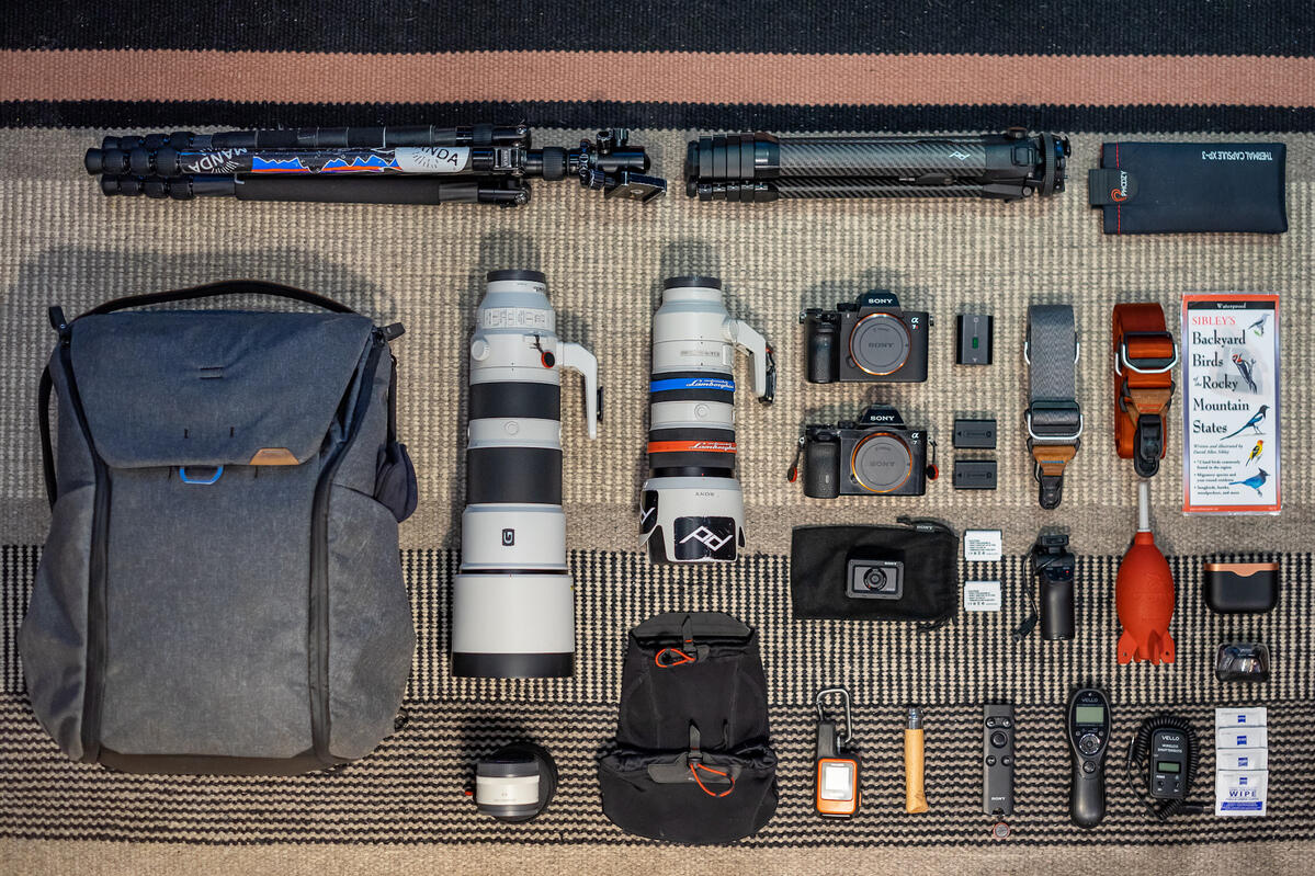 What's In My Bag: Two Telephoto Zooms For Towering Landscape Photography