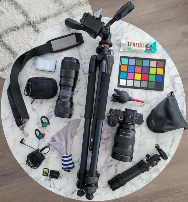 Jessica Hirsch's gear for food photos and videos