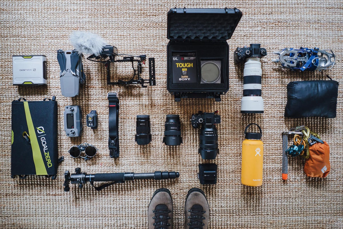 What's In My Bag: A Hybrid Shooter's Kit For Backcountry Action