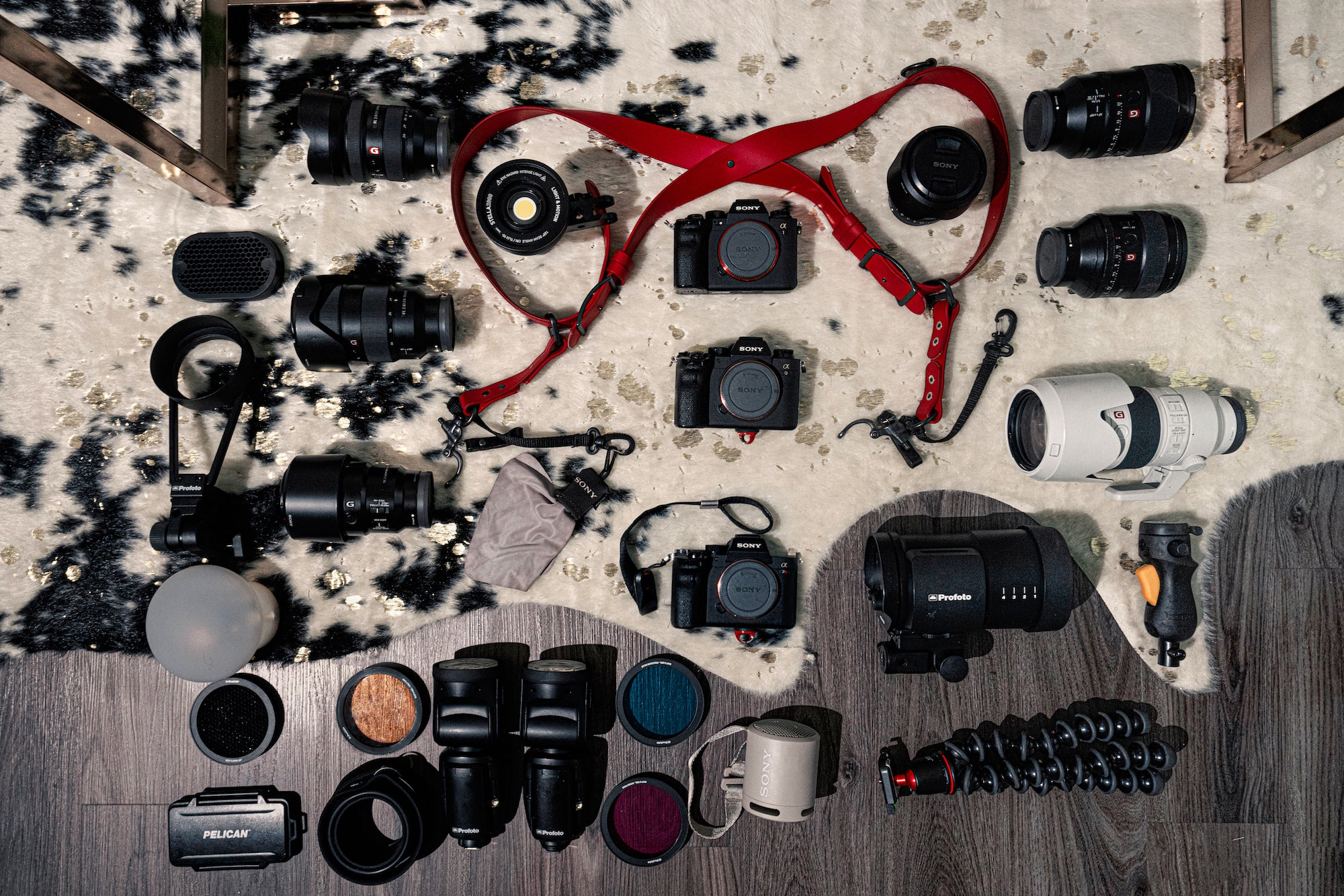 Kesha Lambert's gear for capturing weddings, portraits and more