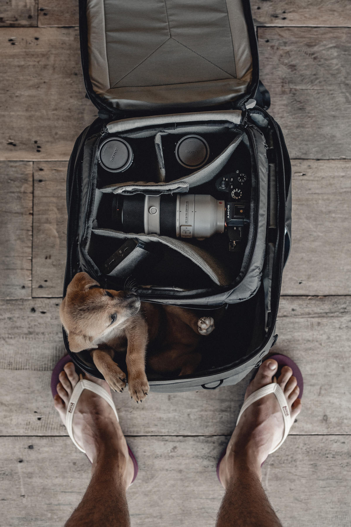 What's In My Bag: How Matt Ferr Travels For Shooting Photo & Video