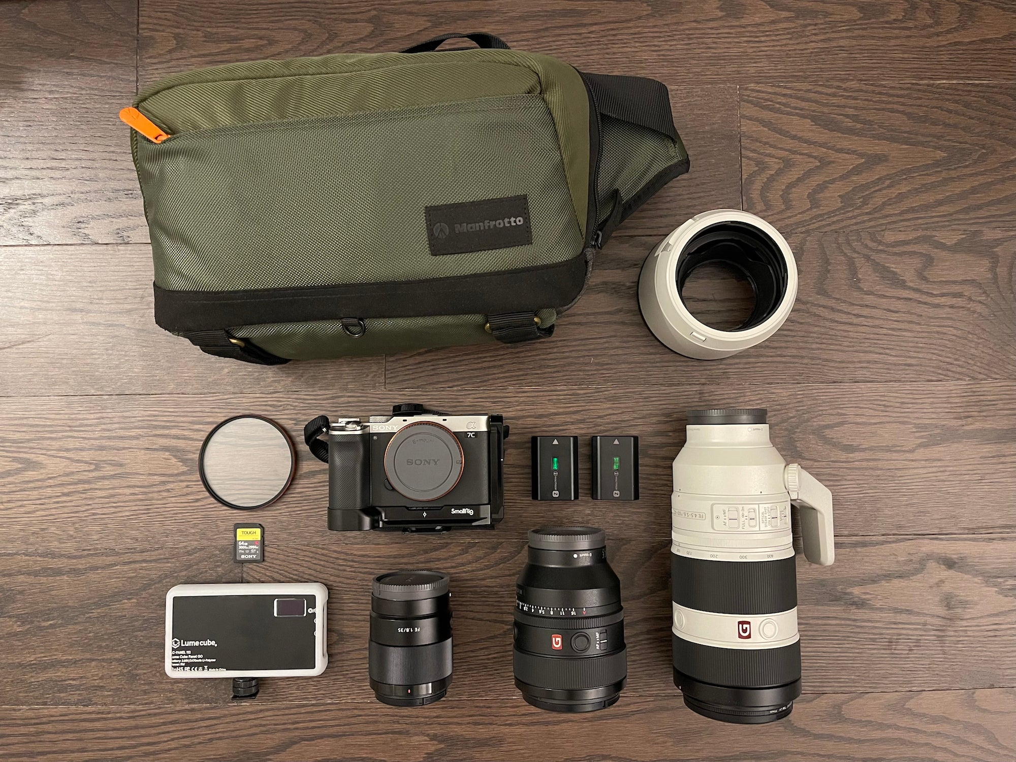 Quentin Mui's gear for bold street photography and more