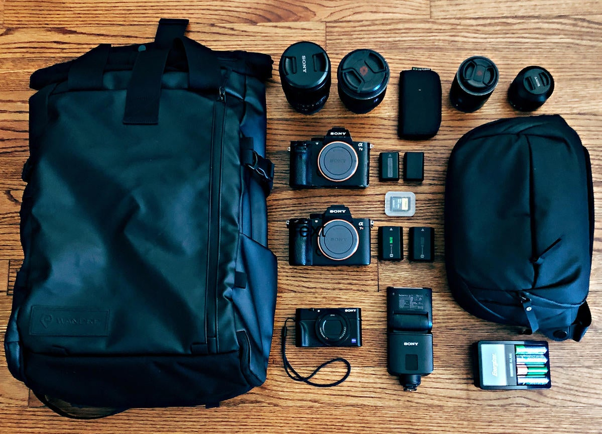 What's In My My Bag: A Visual Artist's Kit To Merge Photography & Design