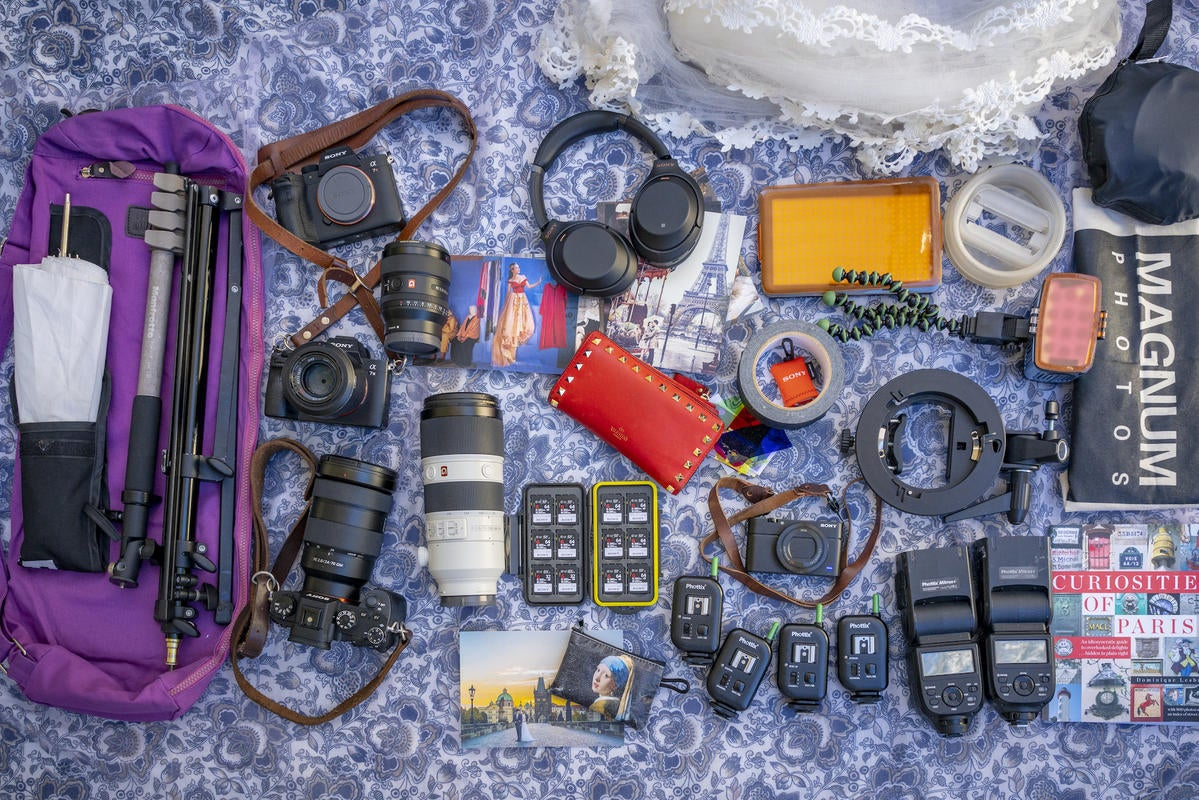 What's In My Bag: Cameras Lenses For Fast-Paced Wedding Photography