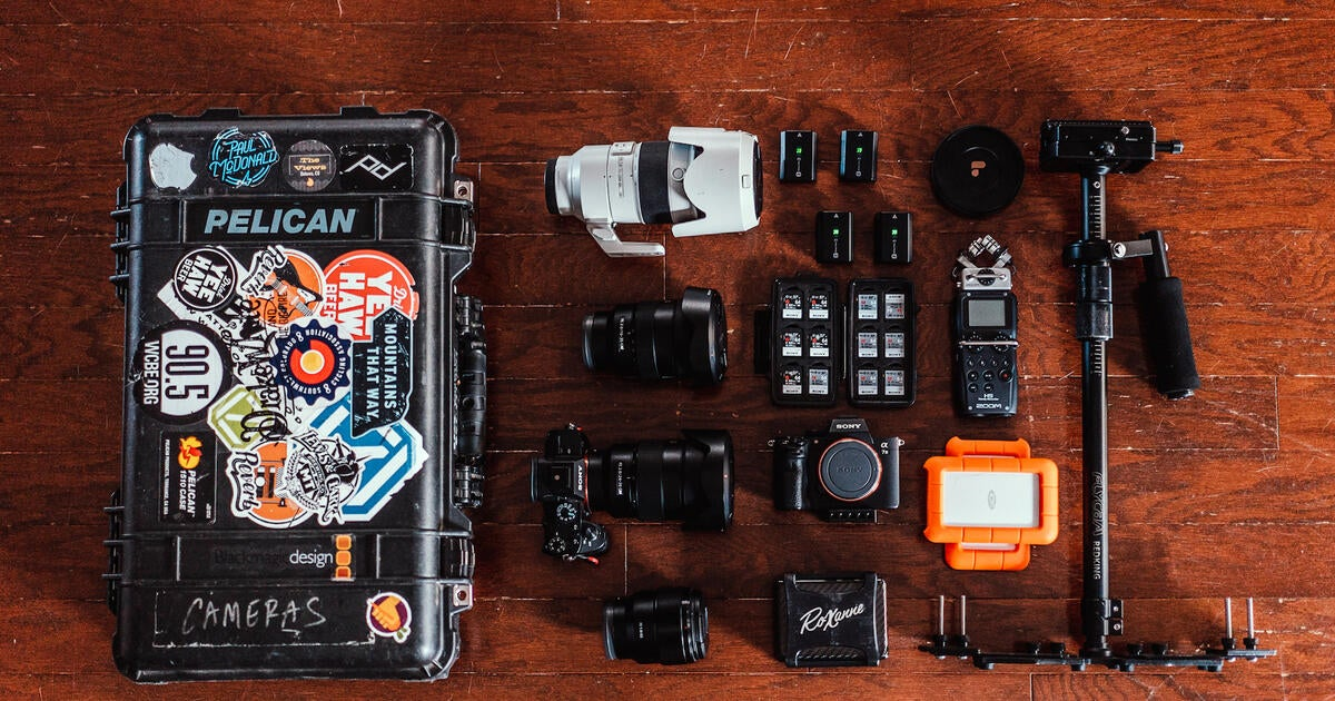 What's In My Bag: A Concert Photographer's Rig For Live-streaming, Concerts, Touring More