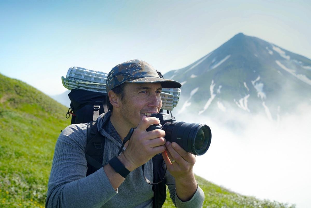 "Chris Burkard On The α7R IV ""…the most intuitive device I have ever used."""