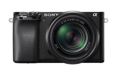 Sony α6100 Body Only - Black