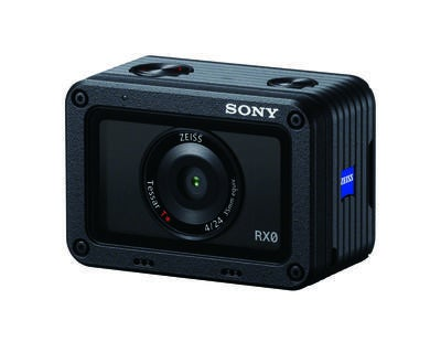 RX0 Ultra-compact Shockproof Waterproof Digital Camera