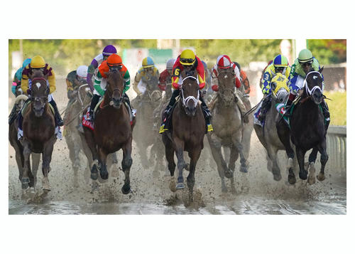 Sony α9 Goes To The Races