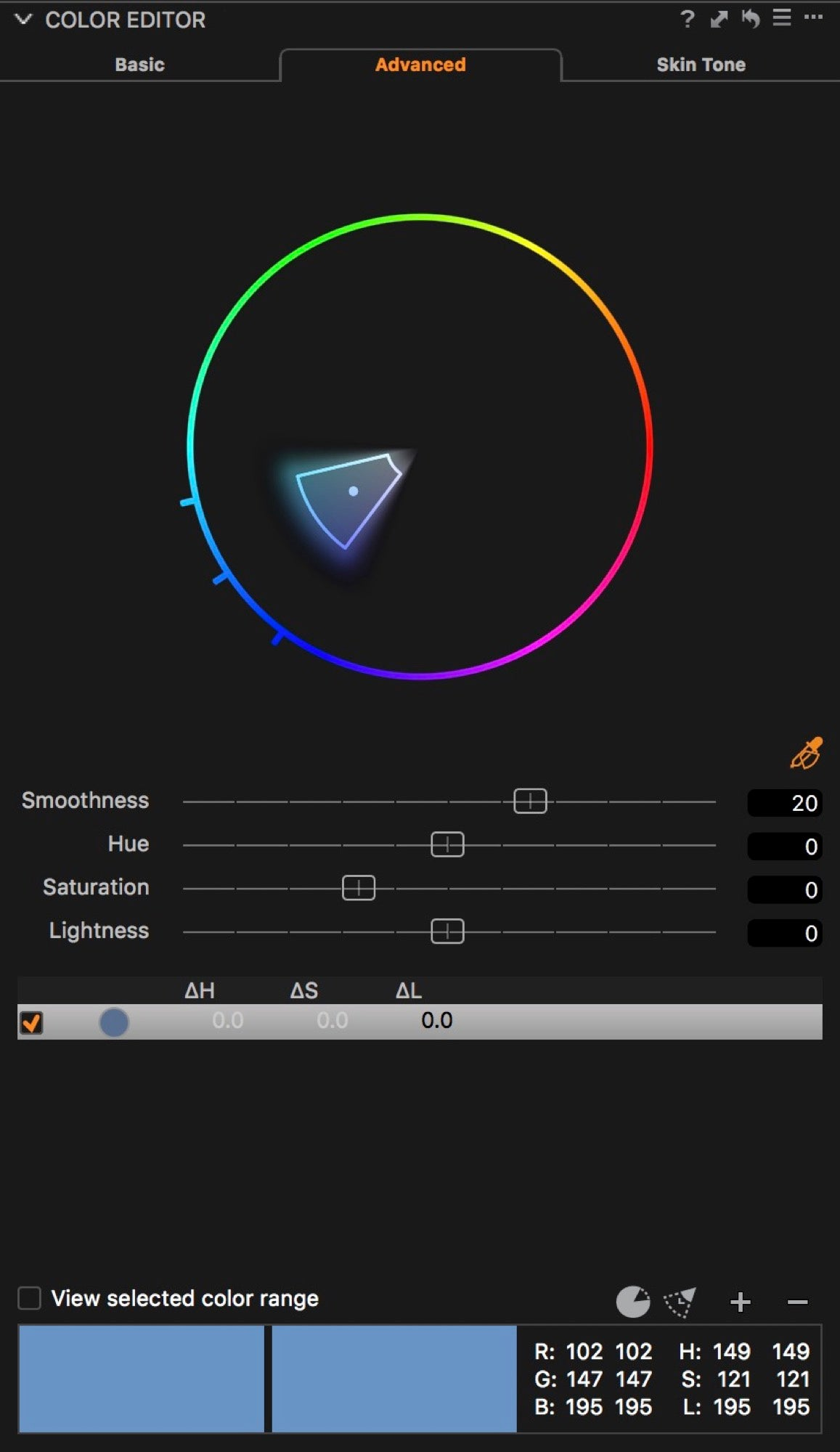 Post Tips Precision Color Control Sony Alpha Universe