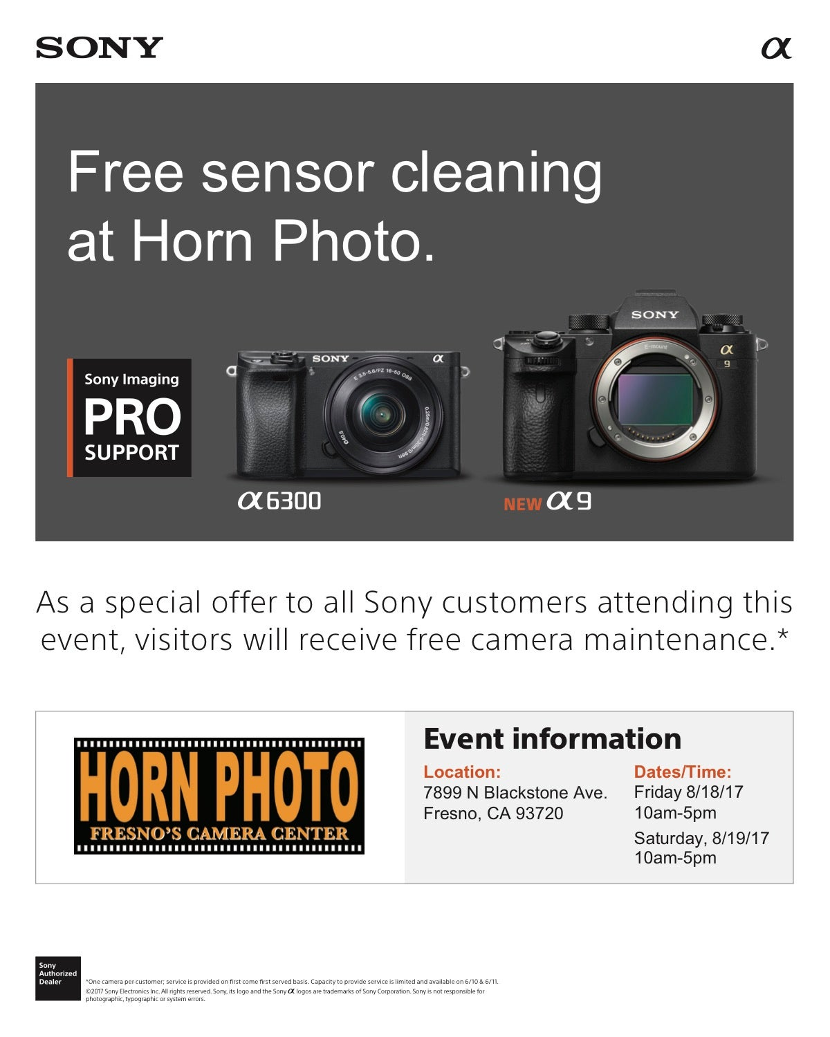 how to clean sony a7r2 sensor