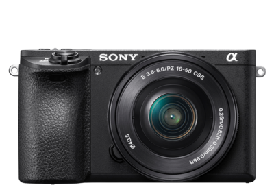 Sony α6500 + 16-50mm Lens - All Colors