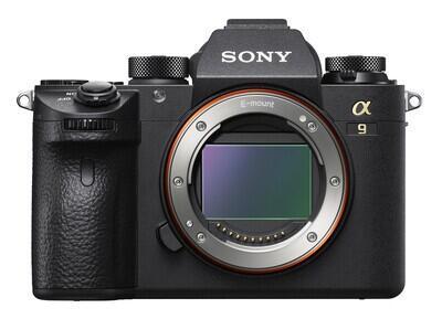 Sony α9 Body Only - Black