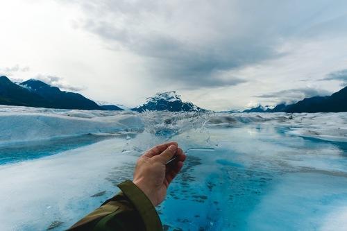 La Communauté Alpha de Sony explore l'emblématique Alaska