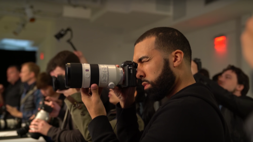 The Many Faces Of The New Sony α9