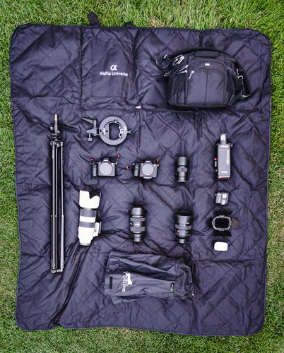What's In My Bag: A Portrait Pro's Multi-location Essential Gear