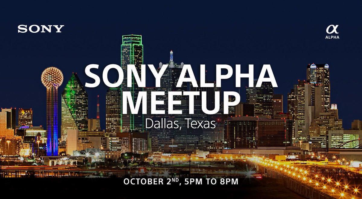 BE ALPHA Community Meetup - Dallas