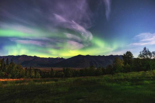 Opération photos dans le sud de l'Alaska par la Communauté Alpha