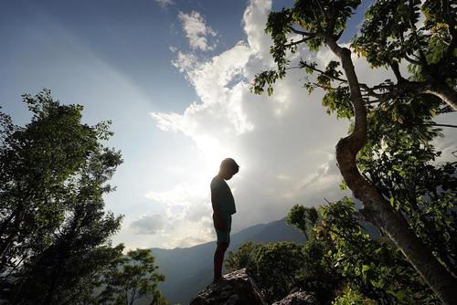 La force et l'âme du Népal